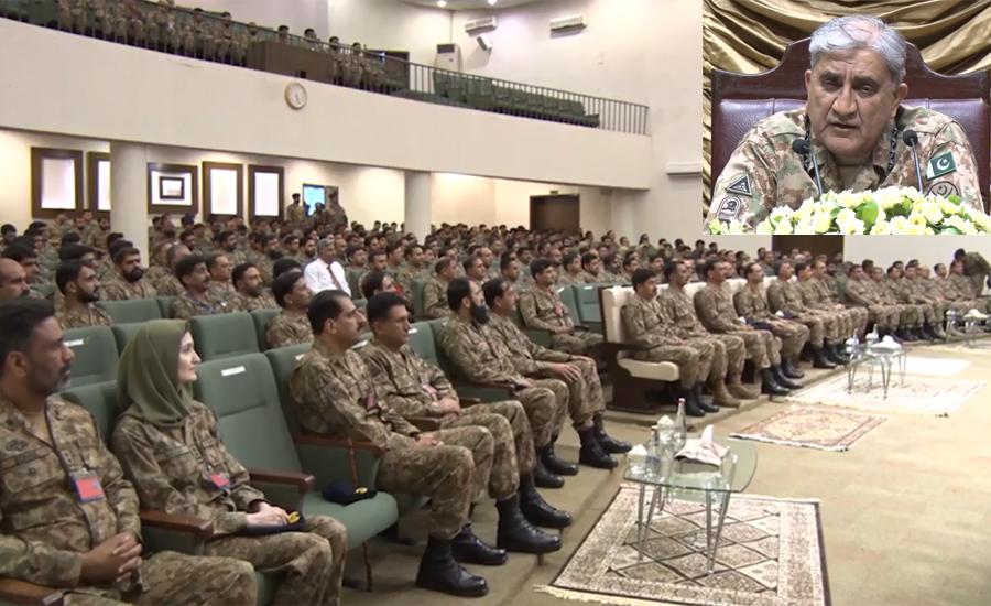 Deteriorating IOJ&K situation is a threat to regional peace, warns COAS Qamar Bajwa