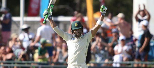 Du Plessis South Africa South Africa Test capitan Test Capitan