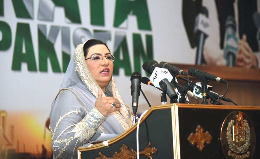 Reforms being introduced in all institutions during 1 year of PTI govt: Firdous