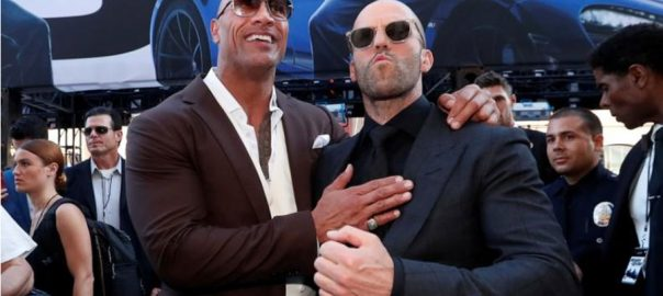 Hobbs & Shaw Fast & Furious box office hollywood