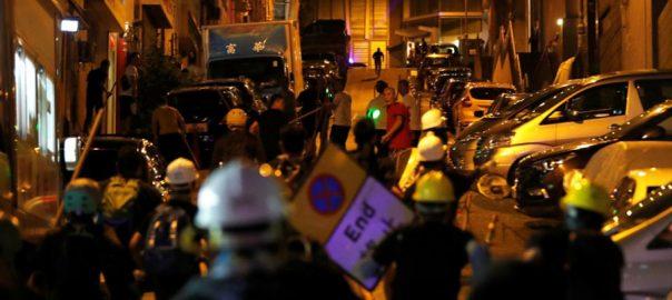 Hong Kong hong kong airport fresh wave protes