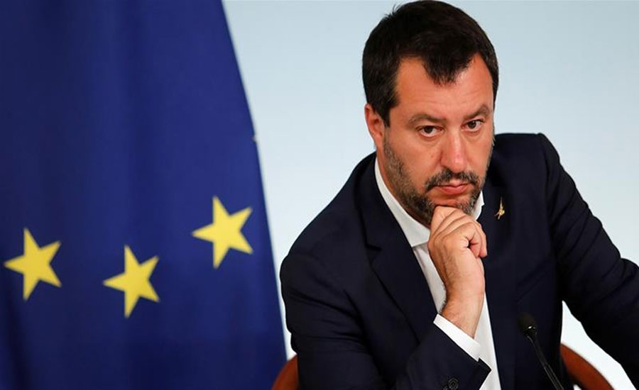 Italy's-Salvini