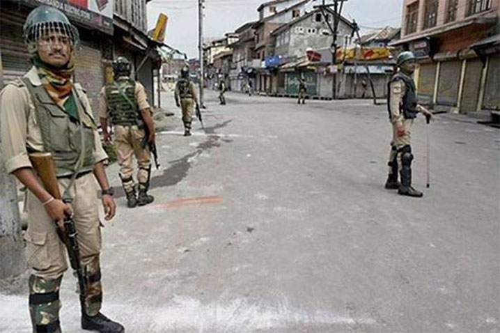 US urges India to release detainees, restore rights in IoK