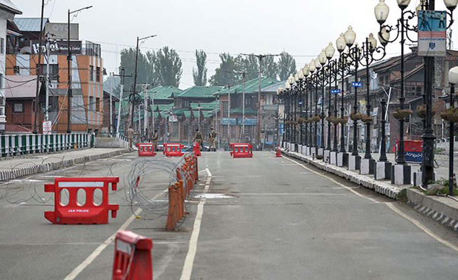 Life remains paralysed in IOK on 84th consecutive day today