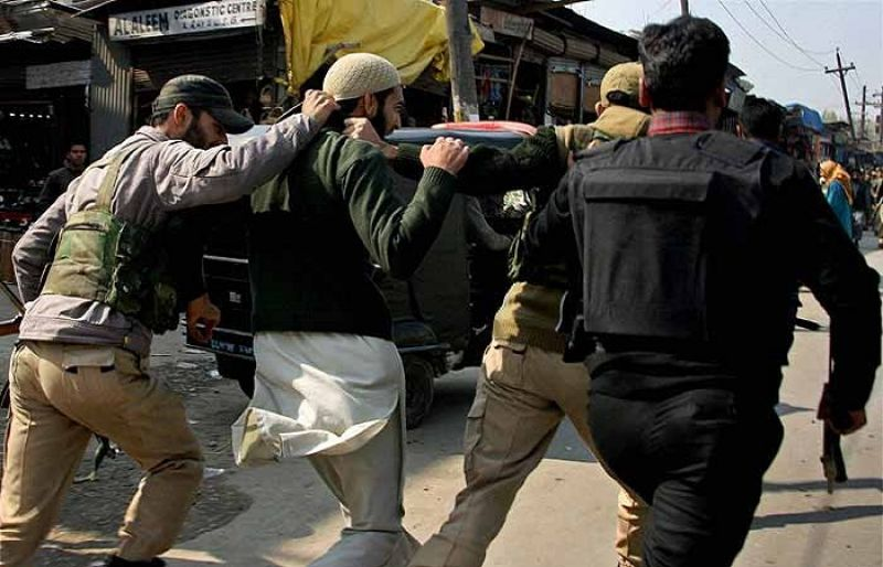Indian forces accused of carrying out beatings, torture in IoK: BBC