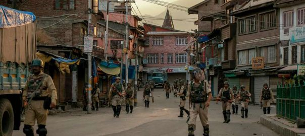Normal, life, paralyzed, 43rd, Occupied Kashmir