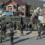 Curfew, enters, 41st day, India, atrocities, continue, Occupied Kashmir