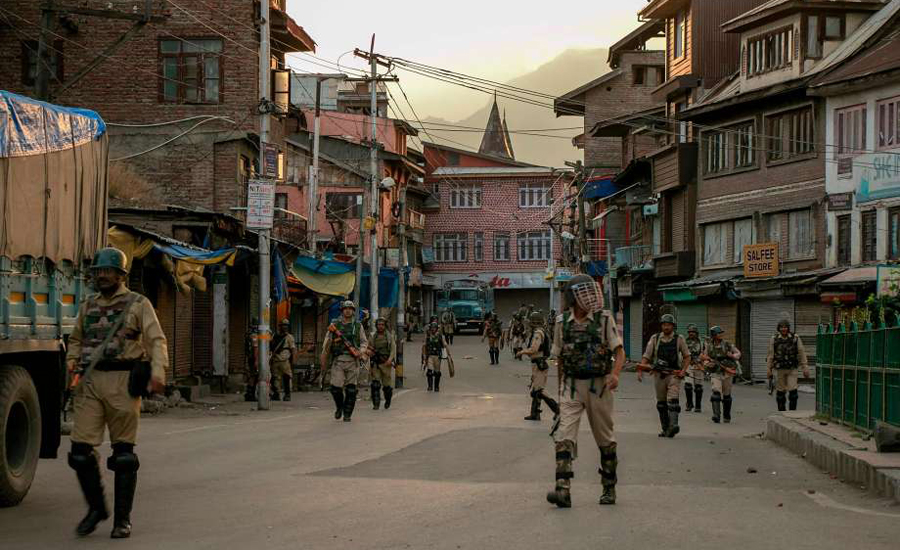 Another Indian conspiracy to suppress voice of Kashmiris exposed