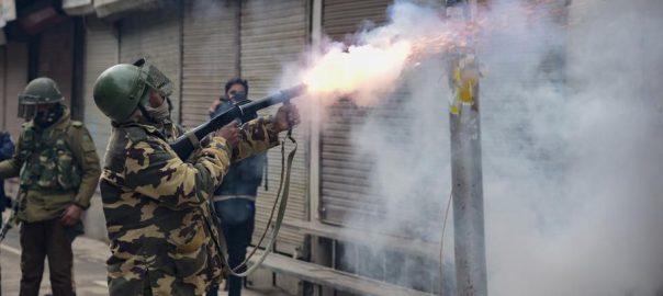 Curfew, Kashmir,