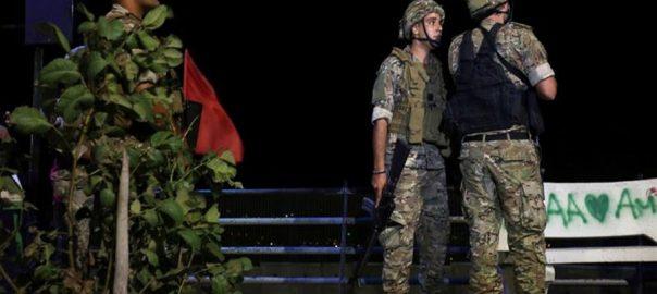 Lebanese-army-Israel