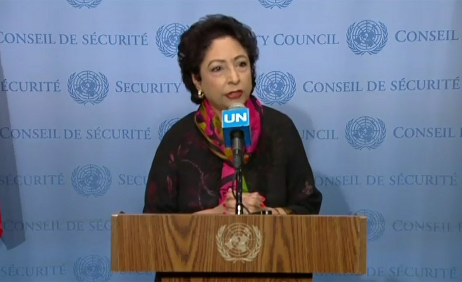 UNSC meeting nullifies Indian claims that Kashmir is its internal matter: Maleeha Lodhi