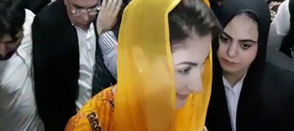 Maryam Nawaz Yousaf Abbas PML-N NAB accountbaility court physical remand