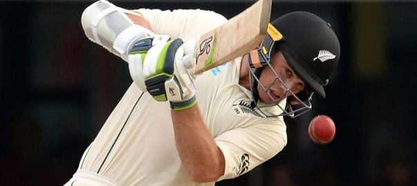 Latham, New Zealand, Sri Lanka, Test, ton
