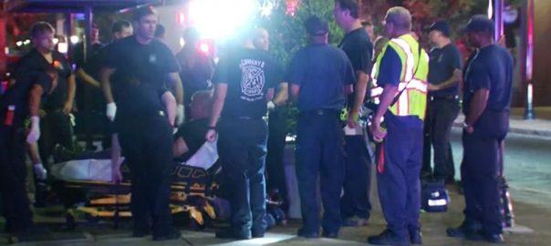 Ohio US Ohio state shooting mass shooting Dayton