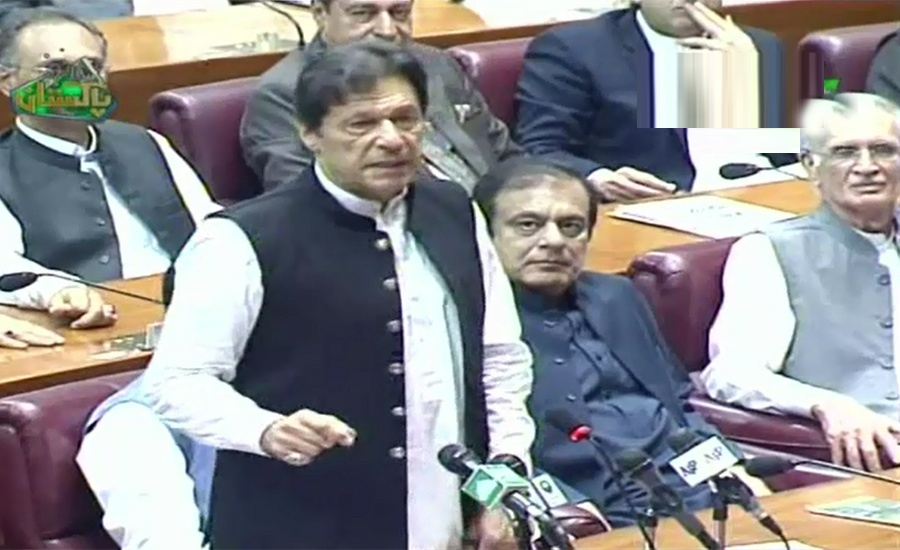 Prime Minister Imran Khan fears traditional war after Pulwama-like incidents