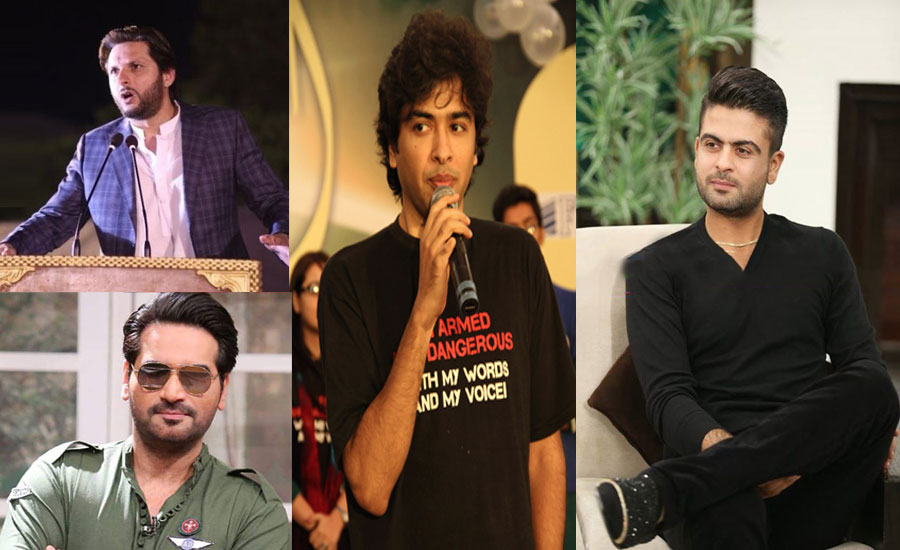 Pakistani celebs call for followers to show solidarity with Kashmiris