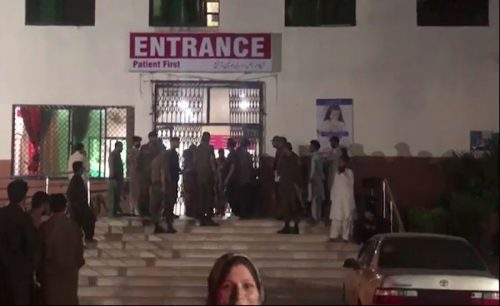 Rawalpindi: Police constable shoots and kills two in DHQ