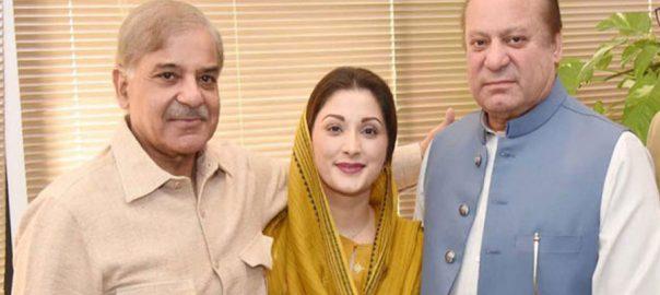 receiver, NAB Sharif family shehbaz sharif maryam nawaz hamza shehbaz