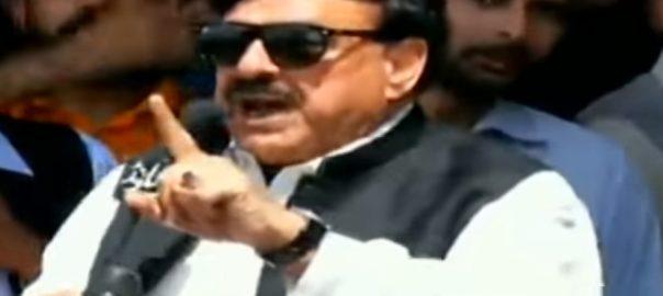 Modi, mistake, Kashmir, unite, Pakistan, Sheikh Rasheed