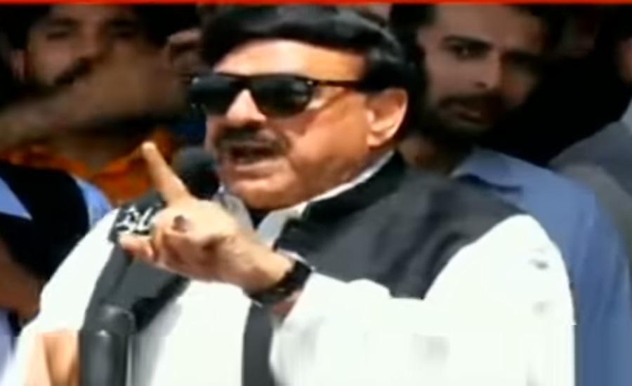 Modi made a mistake, now Kashmir will unite with Pakistan: Sheikh Rasheed