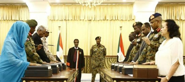 Sudan-new-ruling-body
