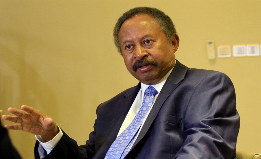 Sudan needs $8 billion aid to rebuild ravaged economy, new PM says
