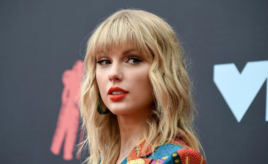 Taylor Swift's 'Lover' album breaks new record in China