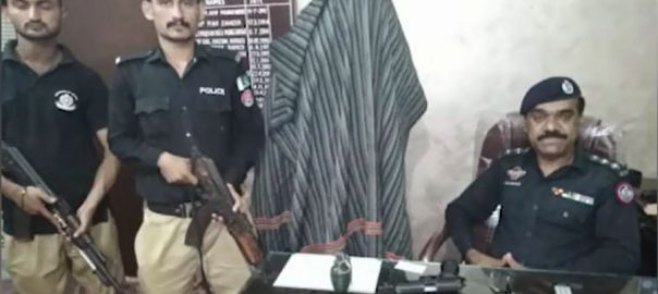 target target killer karachi PIB colony police station