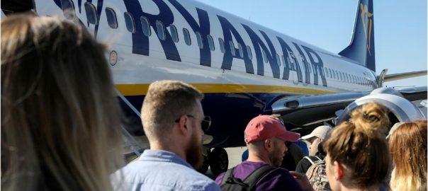 Ryanair UK UK Pilot pilot strike ireland