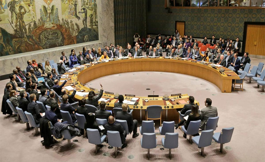 UNSC to discuss Occupied Kashmir situation today