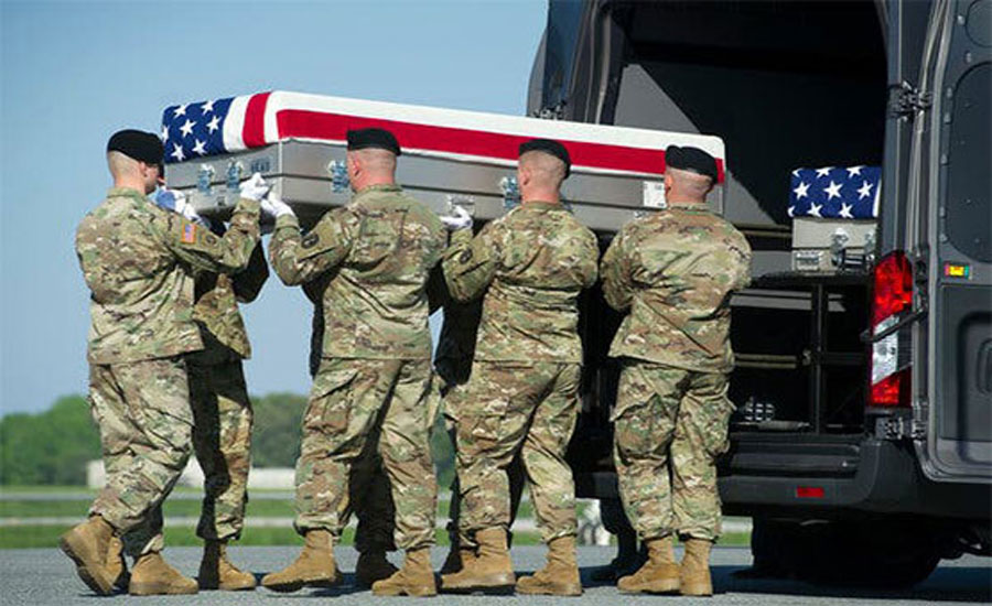 Two US service members killed in Afghanistan amid peace efforts