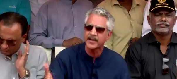 Karachi mayor, announces, 'civil disobedience', Sindh govt