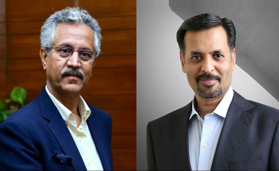 Waseem Akhtar suspends Mustafa as Karachi's director garbage