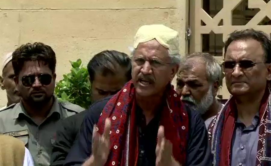 Karachi mayor asks PM to take notice of Faisal Vawda's statement