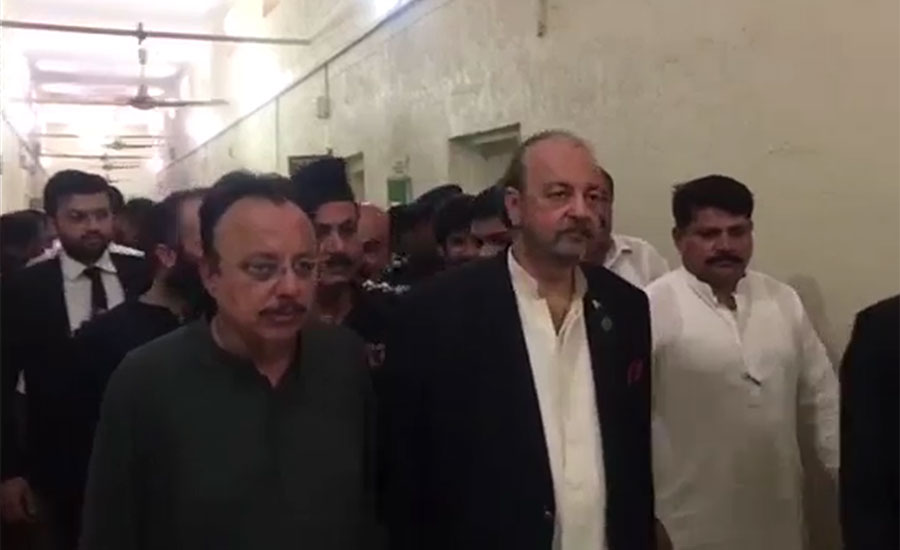 SHC, grants, bail, Agha Siraj Durrani, assets byond income, case