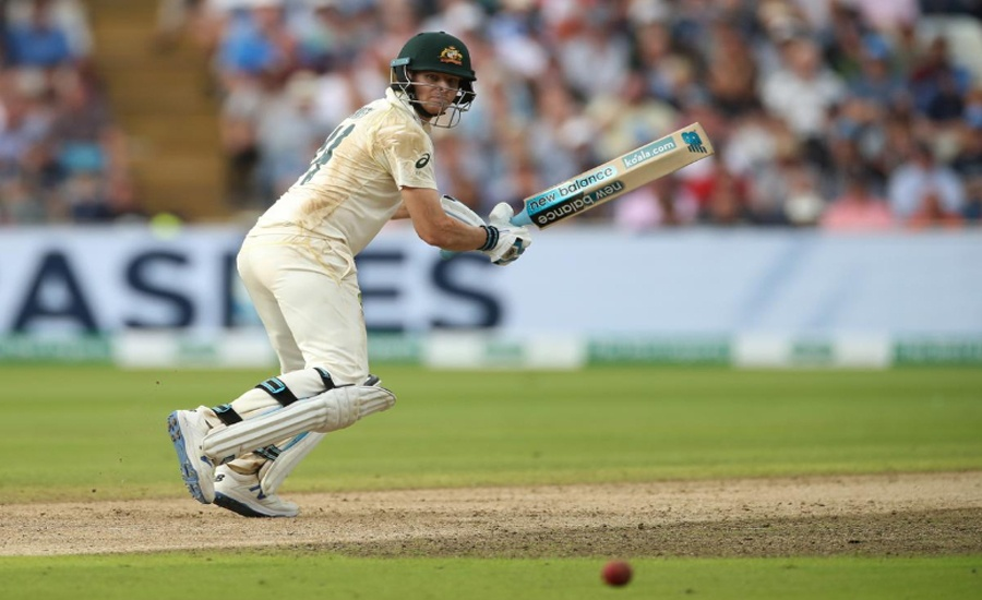 Smith century leads Australia recovery in Ashes opener