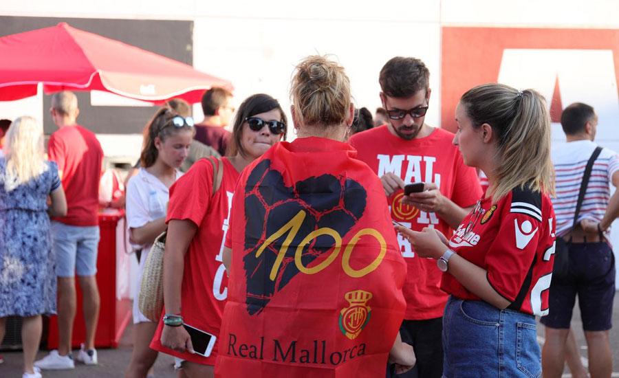 Mallorca make dream start to life back in La Liga