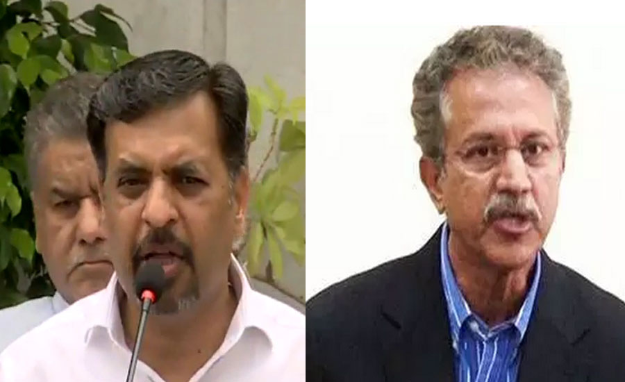 Mustafa Kamal demands to put name of Waseem Akhtar on ECL