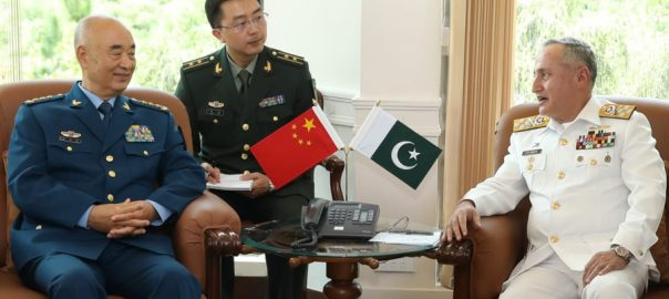 Pakistan, all-weather, strategic, partner, Vice Chairman, Chinese Central Military Commission, Chinese General Xu Qiliang