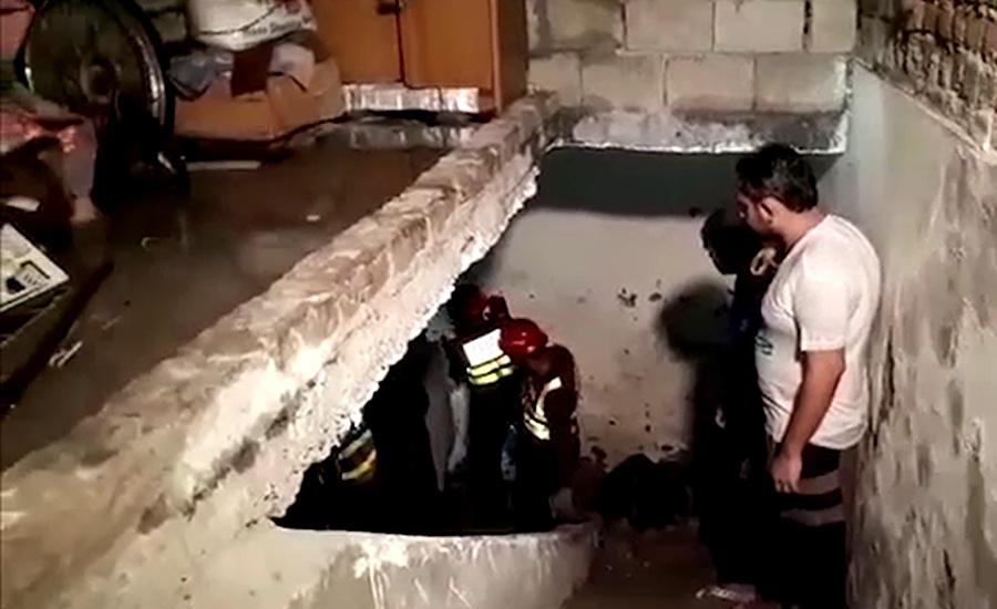 Three members of a family killed in Rawalpindi flash floods