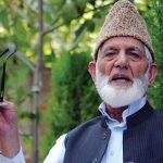 Syed Ali Gilani, shutdown, Black Day, World Human Rights Day