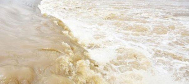 Water level PDMA NDMA flood Ganda Singh Border