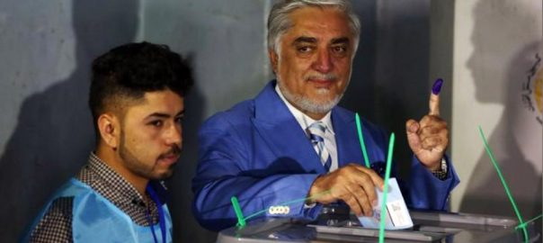 Afghan, voters, defy, attacks, delays, vote, president