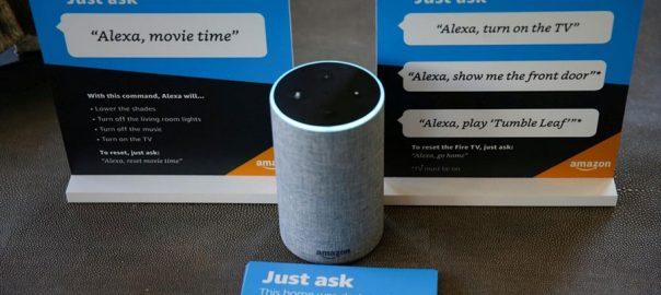 Alexa Alexa digital assistant US presidential candidate donation campaign