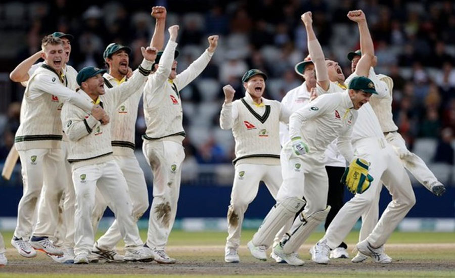 Australia defeat England by 185 runs at Old Trafford, retain Ashes