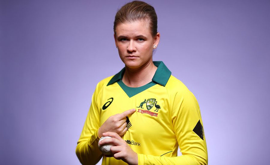 Jonassen Australian players 4th position Women T20 rankings bowlers