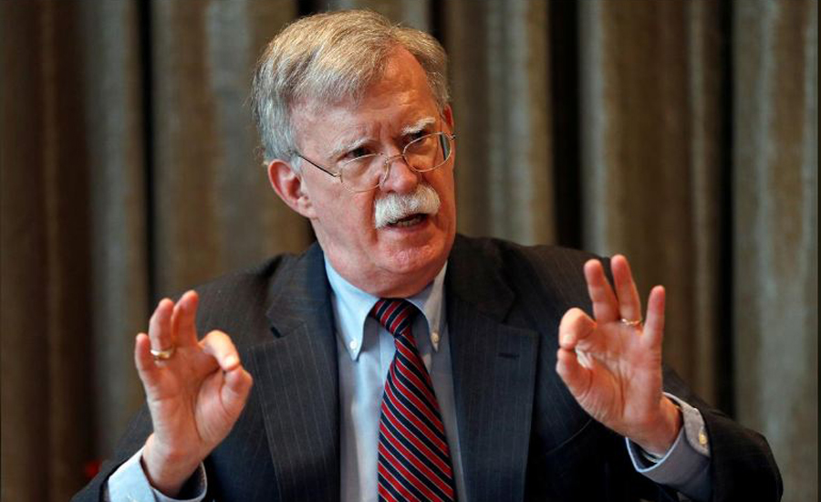 Trump fires national security adviser John Bolton, cites strong disagreements
