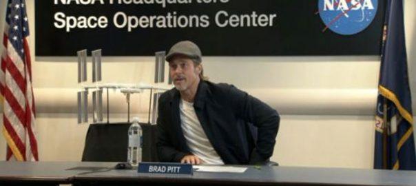 Pitt BradPitt NASA NASA astronaut space