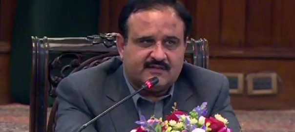 Punjab CM, Buzdar, orders, expedite, police, reforms, process