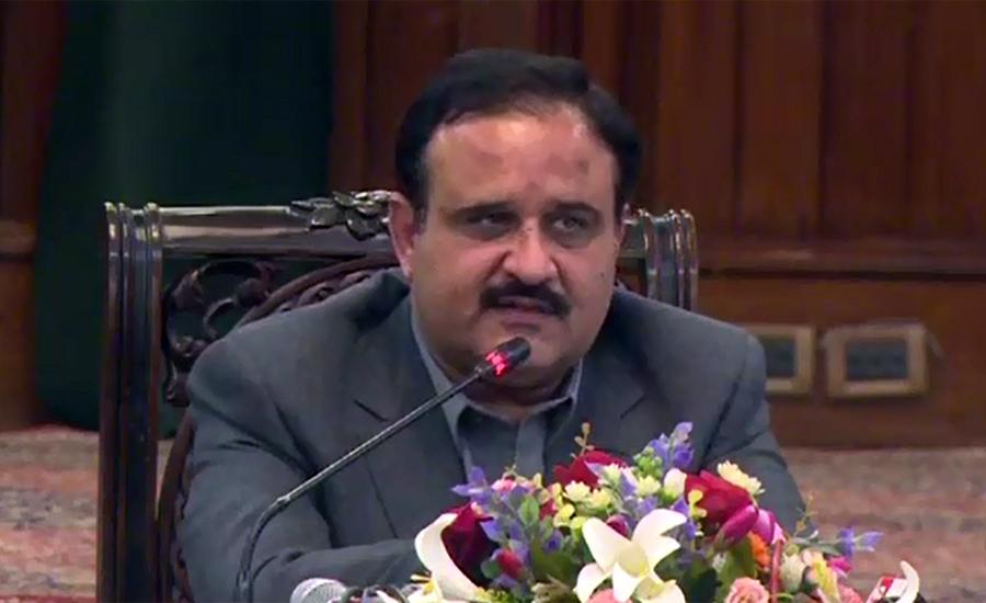 Punjab CM Buzdar orders to expedite police reforms process